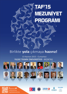 TAF 2015 Turkish Academic Fellowship Event @ Yildiz Teknik Universitesi | İstanbul | İstanbul | Turkey